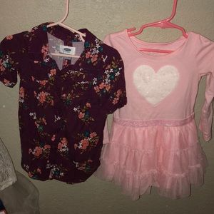 Toddler girl dresses